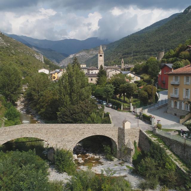 La Brigue Pont