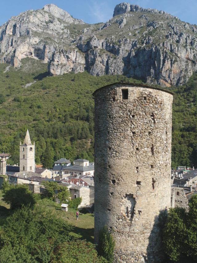 La Brigue Village