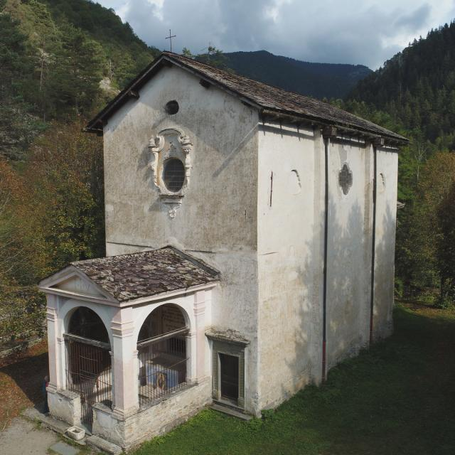 La brigue Notre Dame Des Fontaines