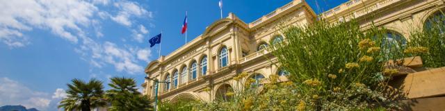 Palais Europe à Menton
