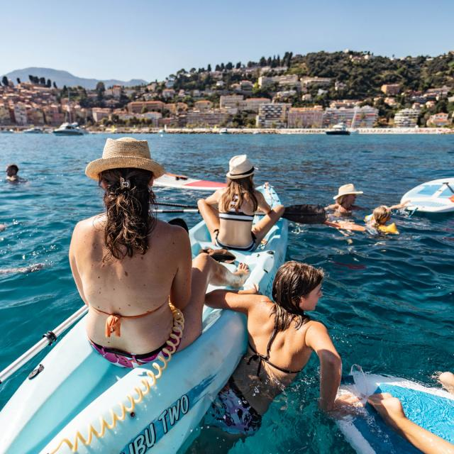 Menton Pratiquer Une Activite Canoe Kayak