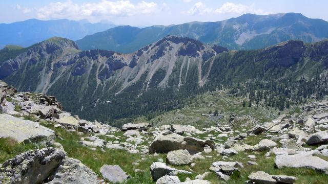 Montagne Tende