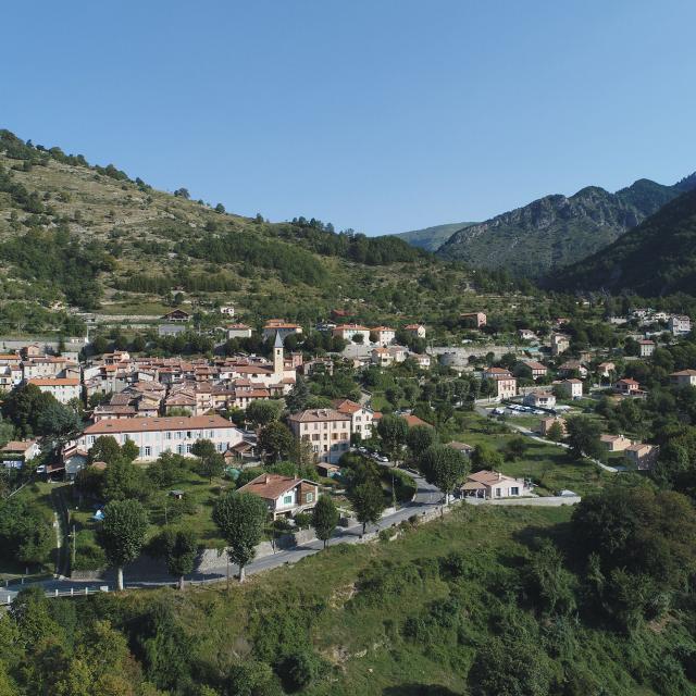 Le village de Moulinet