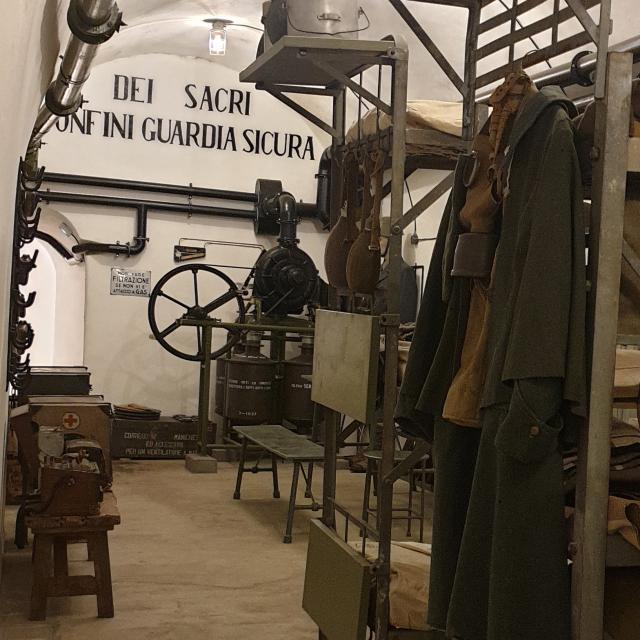 Musee Vallo Alpino