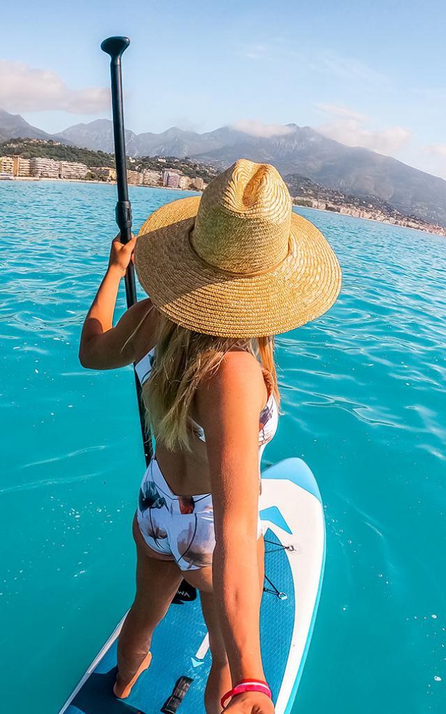 Paddle Cap Martin
