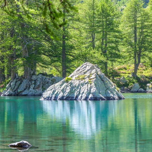 Parc National Du Mercantour Lac