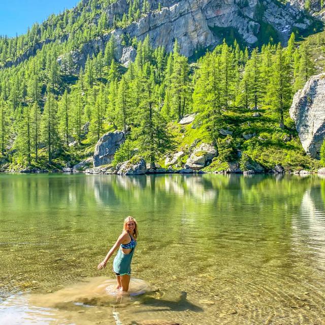 Parc National Mercantour Lac