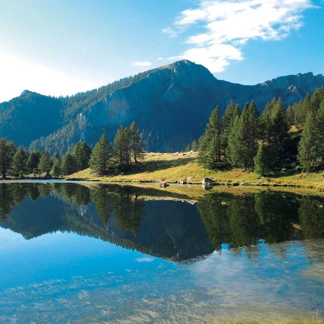 Lac Parc National Mercantour