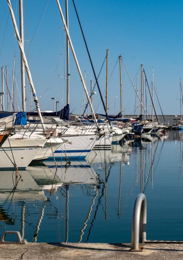 Port De Garavan Menton