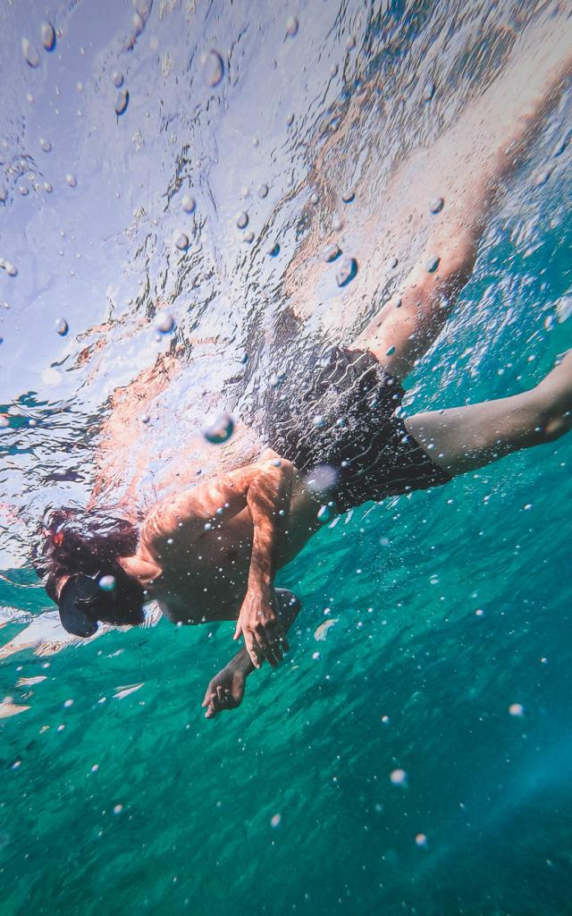 Pratiquer Une Activite En Mer