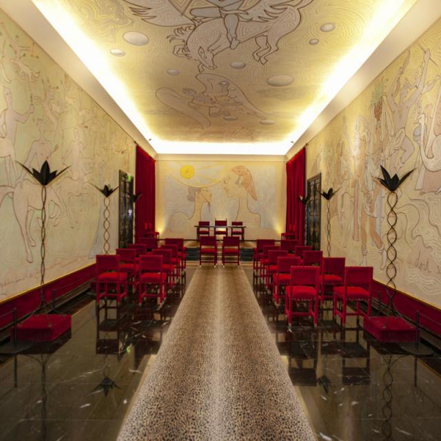 Salle Des Mariages Cocteau