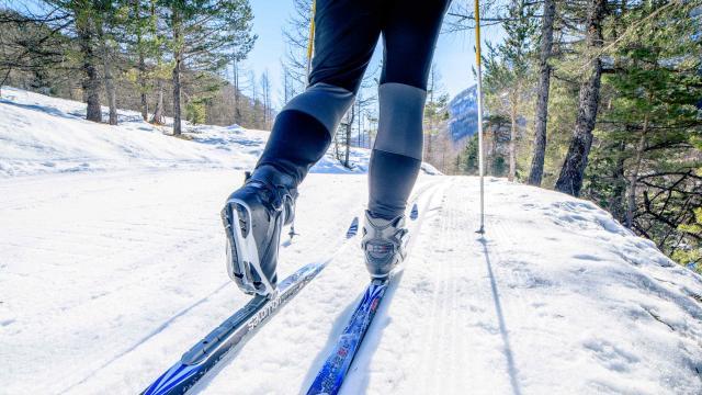 Ski De Fond Centre Nordique Casterino