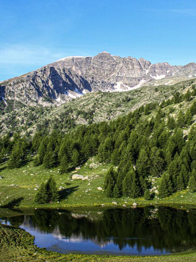 Tende Casterino Vallee Des Merveilles Lac Des Grenouilles