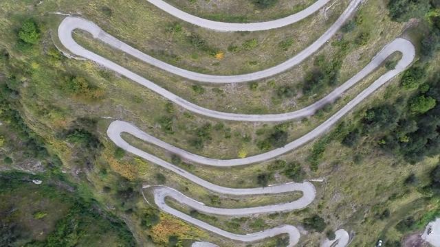 Tende Route ©drone De Regard