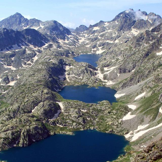 Tende Vallée des Merveilles Lacs