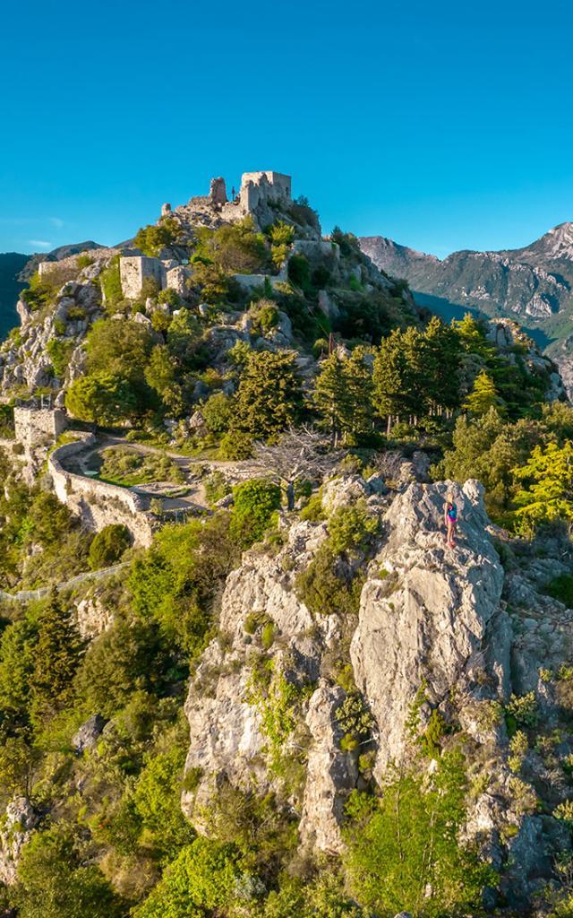 Trail Saint Agnes