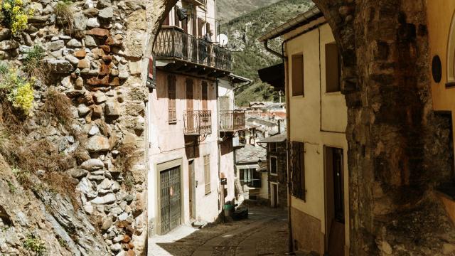 Vieux Village Tende