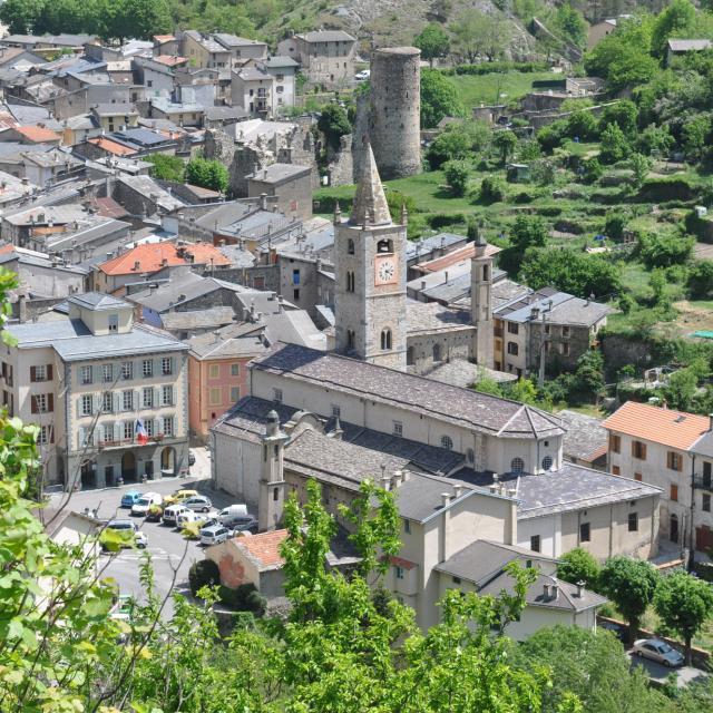 Village Commune De La Brigue