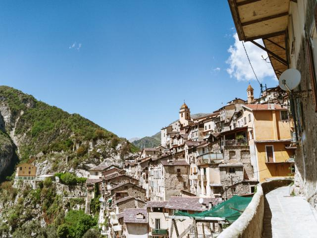 Village Saorge