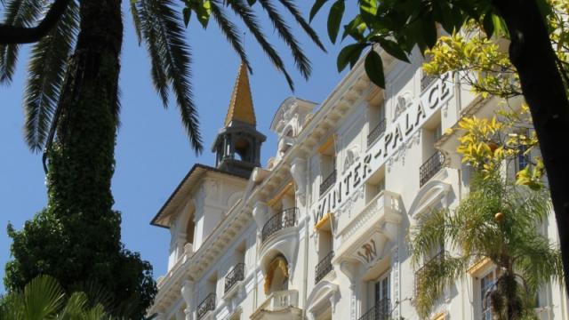 Winter Palace Menton