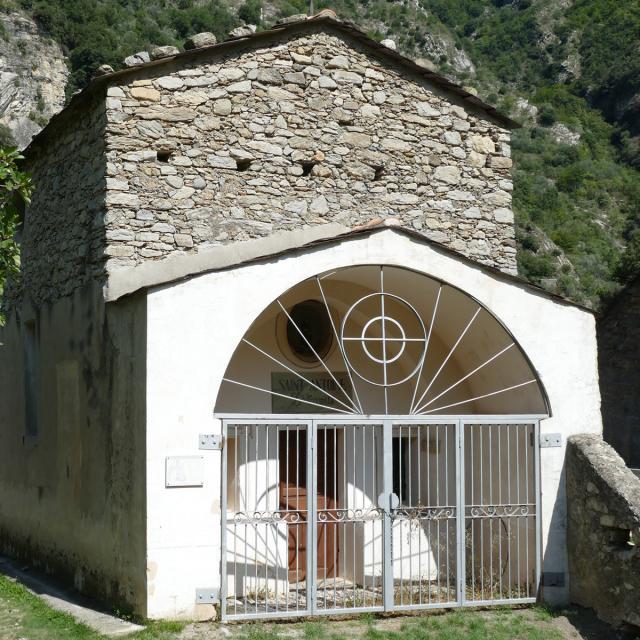 Chapelle Saint Antoine Breil-sur-Roya