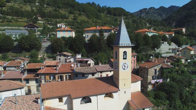 Moulinet Eglise Saint-Bernard