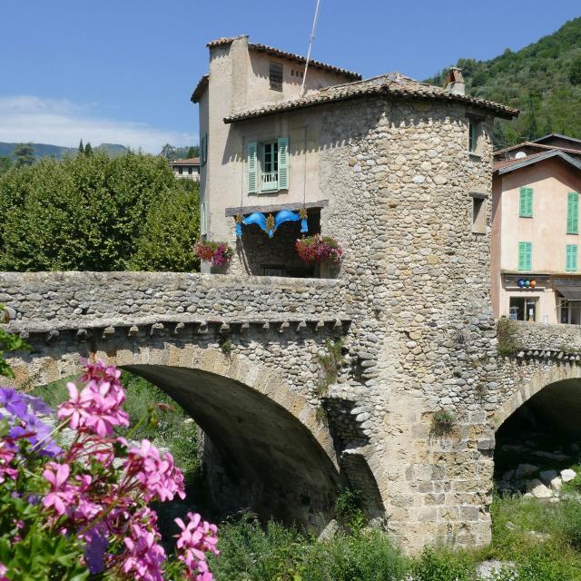 Pont Vieux Sospel