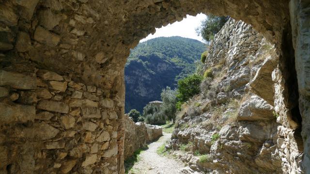 Porte de Gênes Breil Sur Roya