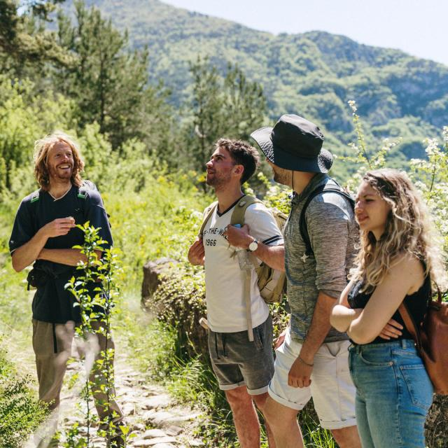 Randonnée Guide Nature
