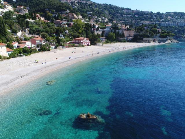 Roquebrune Plage Golfe Bleu