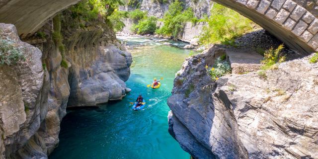 Kayak Raft Breil Sur Roya