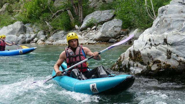 Kayak Saorge