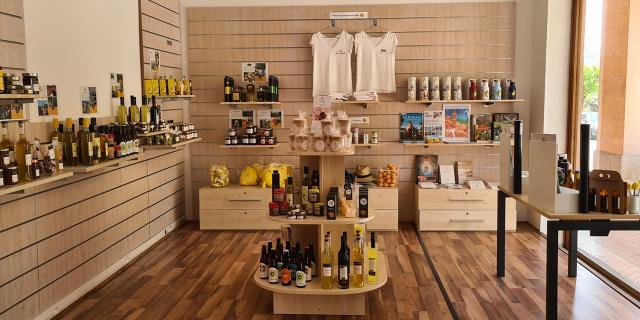 Aperçu de la Boutique de l'Office de Tourisme Menton, Riviera & Merveilles