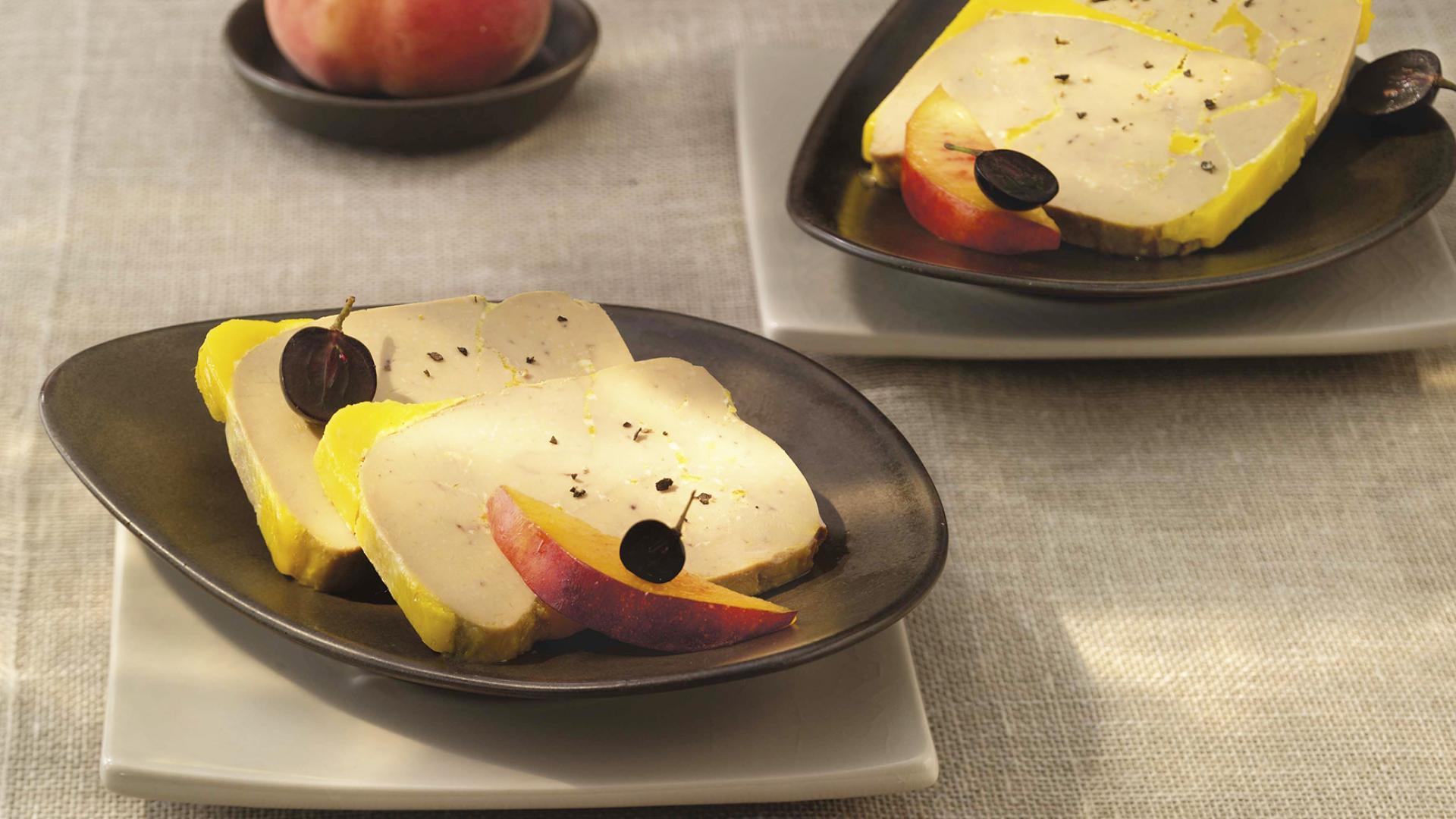Gastronomie landaise : le foie gras