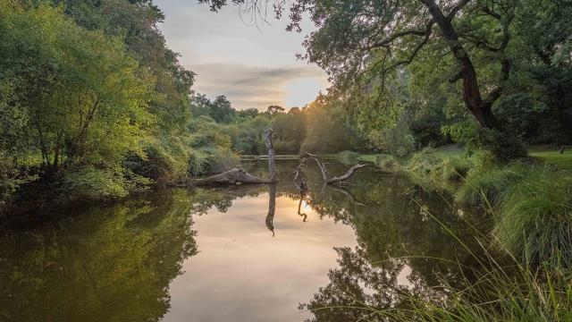 Site des 9 Fontaines à Bostens