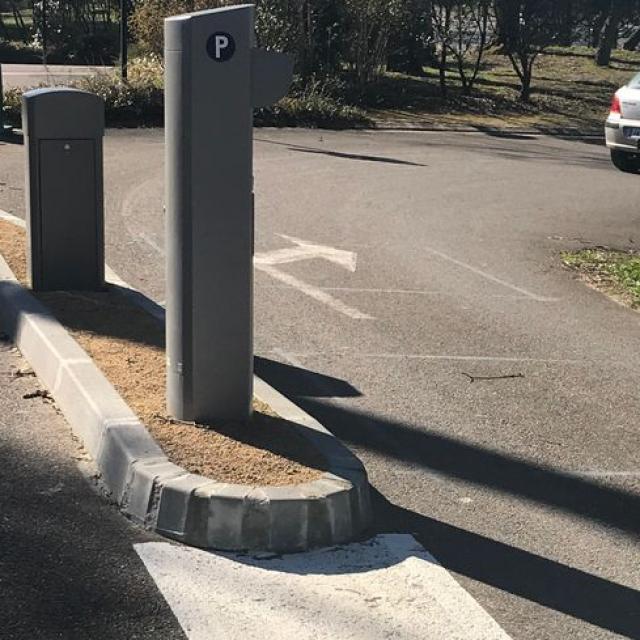 Parking base de Loisirs