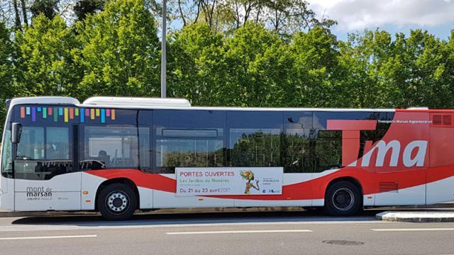 Bus des Transports Urbains Montois