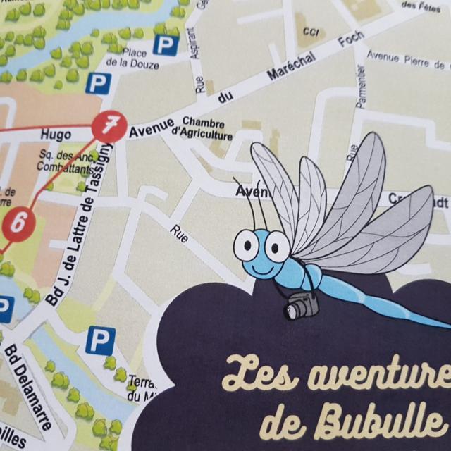 Bubulle La Libellulte