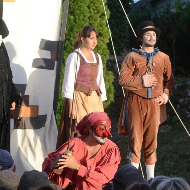 Festival des Tréteaux