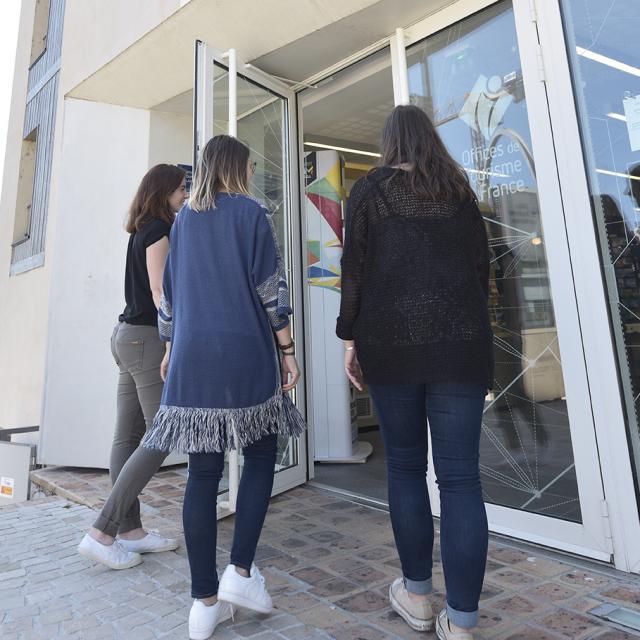 Entrée Office de Tourisme
