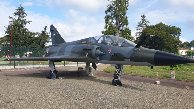 Avion de chasse de l'Espace Rozanoff