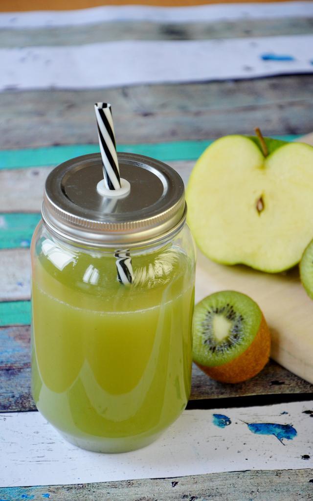 Fresh Juice Kiwi et Pomme Granny