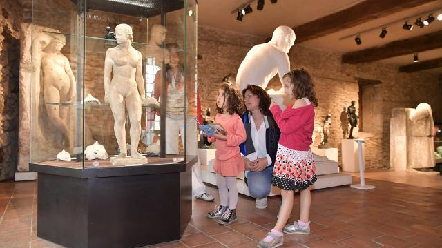 Musée Despiau-Wlérick : animations famille
