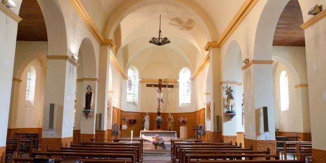 Eglise de Bougue