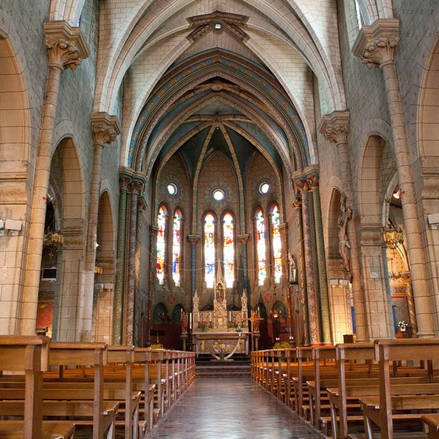 Eglise de Benquet