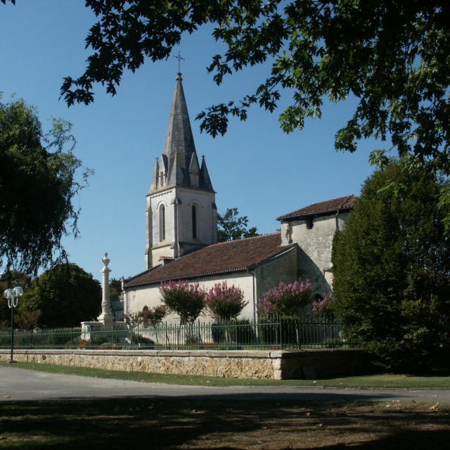 Eglise de Gaillères