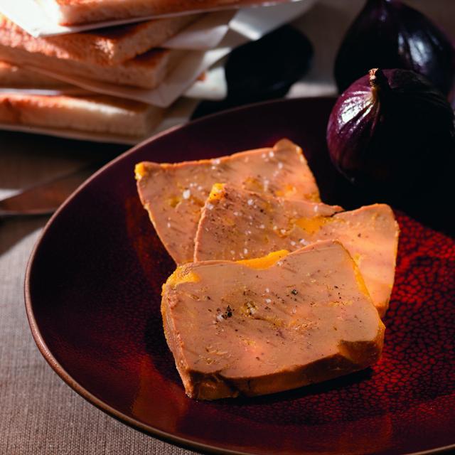 Foie Canard Entier Figues