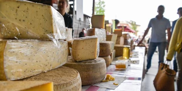 Fromages - Marché Saint Roch