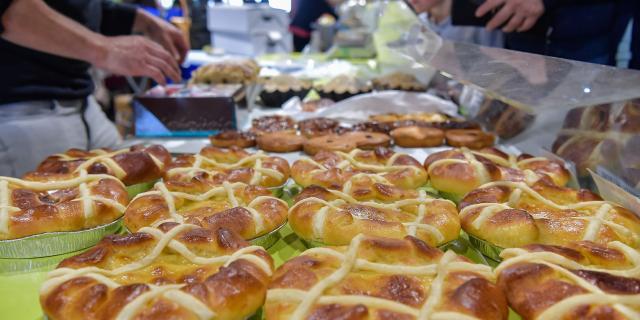 Gâteau - Marché Saint Roch