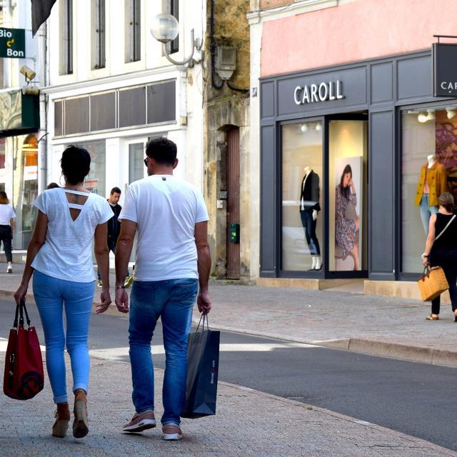 Rue du Centre-ville